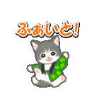 はんてん猫ちゃんズ(個別スタンプ:25)