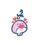 コロコロかわいい★ラブリーペンギン★(個別スタンプ:5)