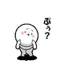 白丸 赤太郎47(ぶりっこ編)(個別スタンプ:16)