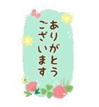 BIG★お花で癒すコロナのりきるスタンプ(個別スタンプ:34)