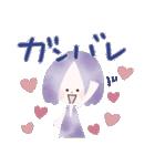 ♡キモチ♡伝える♡ガーリースタンプ(個別スタンプ:11)