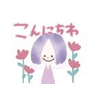♡キモチ♡伝える♡ガーリースタンプ(個別スタンプ:16)