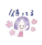 ♡キモチ♡伝える♡ガーリースタンプ(個別スタンプ:27)