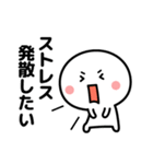 コロナの終息を願う2☆(修正版)(個別スタンプ:15)