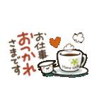 【小】ほっこり♡ 心にやさしいスタンプ(個別スタンプ:6)