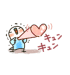 【小】ほっこり♡ 心にやさしいスタンプ(個別スタンプ:22)