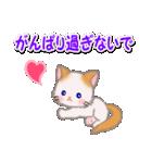 ハート伝える もふもふしっぽの子猫ちゃん(個別スタンプ:20)