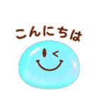 ぷくぷくスマイルマーク(個別スタンプ:11)