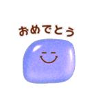 ぷくぷくスマイルマーク(個別スタンプ:35)