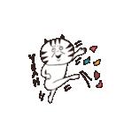 猫と亀の友情のスタンプ(個別スタンプ:22)