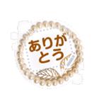 カスタム★かわいいアクセサリーのスタンプ(個別スタンプ:1)