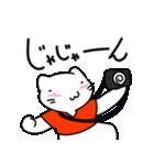 カメラをもったネコ。(個別スタンプ:39)