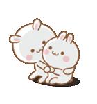 高知とユニとうさぎの恋 3 (日本語)(個別スタンプ:29)
