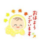 コロコロあかちゃん(改訂版)(個別スタンプ:5)