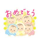 コロコロあかちゃん(改訂版)(個別スタンプ:36)