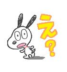 スヌーピー 友だち言葉 (落書きアート)(個別スタンプ:27)