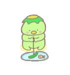 カッパのかぱ(個別スタンプ:40)