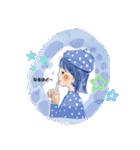 なんだかのんき(^ ^)な楽しいスタンプ(個別スタンプ:12)