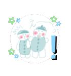 なんだかのんき(^ ^)な楽しいスタンプ(個別スタンプ:21)