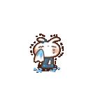 【小】毎日便利✨白うさぎさん(個別スタンプ:26)