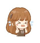 かわいい女の子キウイ(個別スタンプ:5)