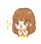 かわいい女の子キウイ(個別スタンプ:20)