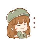 かわいい女の子キウイ(個別スタンプ:22)