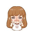 かわいい女の子キウイ(個別スタンプ:25)