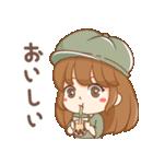 かわいい女の子キウイ(個別スタンプ:27)