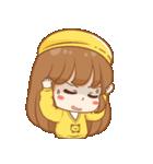 かわいい女の子キウイ(個別スタンプ:30)