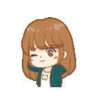 かわいい女の子キウイ(個別スタンプ:31)