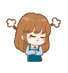 かわいい女の子キウイ(個別スタンプ:35)