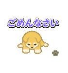 ちびもふ秋田犬 毎日使うスタンプ(個別スタンプ:25)