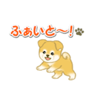 ちびもふ秋田犬 毎日使うスタンプ(個別スタンプ:29)
