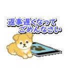 ちびもふ秋田犬 毎日使うスタンプ(個別スタンプ:33)