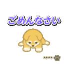 ちびもふ秋田犬【カスタム版】(個別スタンプ:25)