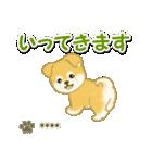 ちびもふ秋田犬【カスタム版】(個別スタンプ:37)