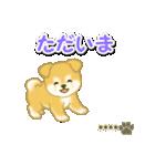 ちびもふ秋田犬【カスタム版】(個別スタンプ:39)