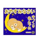 赤ちゃん豆柴 【カスタム版】(個別スタンプ:6)