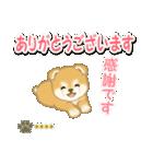 赤ちゃん豆柴 【カスタム版】(個別スタンプ:17)