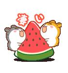 夏のハムギャング2 (日本語)(個別スタンプ:4)