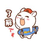 夏のハムギャング2 (日本語)(個別スタンプ:5)