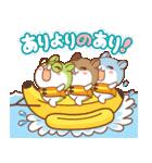 夏のハムギャング2 (日本語)(個別スタンプ:15)