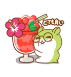 夏のハムギャング2 (日本語)(個別スタンプ:24)