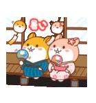 夏のハムギャング2 (日本語)(個別スタンプ:37)