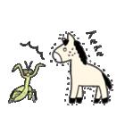 馬のスプリンからメッセージ 第2弾(個別スタンプ:34)