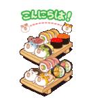 ビッグハムサギャング 2(日本語)(個別スタンプ:2)