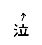 写真に貼って使うツッコミ文字スタンプ(個別スタンプ:6)
