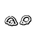 写真に貼れる♥らくがき風デコスタンプ(白)(個別スタンプ:36)