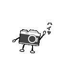 カメラman(個別スタンプ:13)